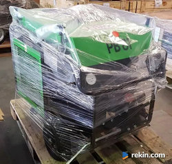 Kompresor spalinowy sprezarka ATMOS PB81 7 14 bar kret pur