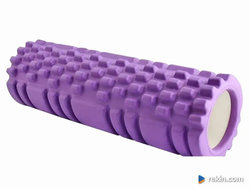 Duży Fitness Roller Yoga. Wałek do masażu i ćwiczeń