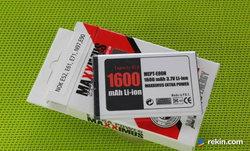 Bateria MAXXIMUS NOKIA E90 1600mAh Li-ion BP-4L