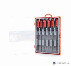 Zestaw pilników igiełkowych do metali KD10287