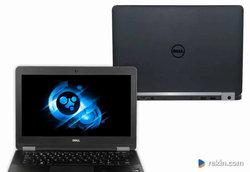 Biznesowy Dell E7270 12' i5 8GB RAM 128GB SSD M2 FHD