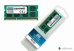 Pamięć RAM 8GB DDR3 1600MHz SODIMM 1.35V