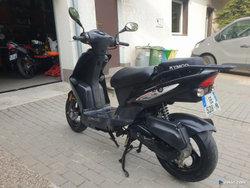 Kymco Agility 4T Honda Aprilia Yamaha Transport