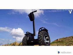 Polski Segway terenowy - VELEX OFF-ROAD X2