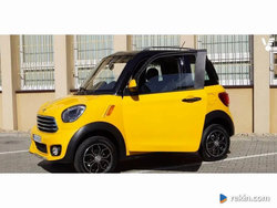 Elektryczny samochód mini SUV model MINI M2