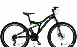 Rower Kands 26 Stratox Amt Shs Kv dla chłopca