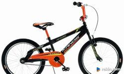 Rower Kands 20 Amigo Bmx dla chłopca.