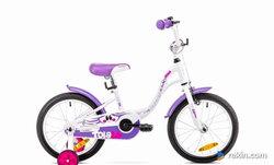Rower dziecięcy Romet Tola 16