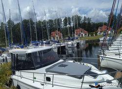 Sprzedam jacht houseboat Stillo 30