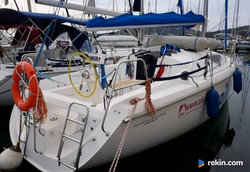 Sprzedam jacht Maxus 33