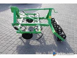 Agregat uprawowy kultywator 120 cm mini traktor ciągnik kat1