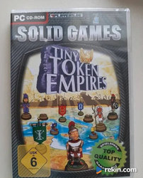 Solid Games Tiny Token Empires