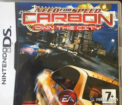 Gra Need For Speed - Carbon Own The City Nintendo DS