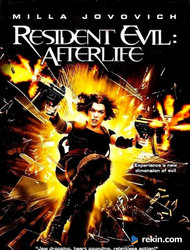 RESIDENT EVIL : AFTERLIFE MILLA JOVOVICH