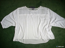 YESSICA bluzka koszula Koronka NOWA 44 46 XXL