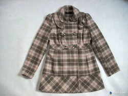 Miss Selfridge super płaszcz  Jesień 38 40
