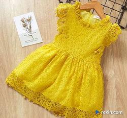 CUDNA Sukienka Koronkowa KOLORY 80,86,92,98,104,110