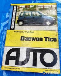 Obsługa i naprawa Daewoo Tico