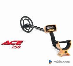 WYKRYWACZ GARRETT ACE 250 GW.DOOR TO DOOR OD ATM4X4
