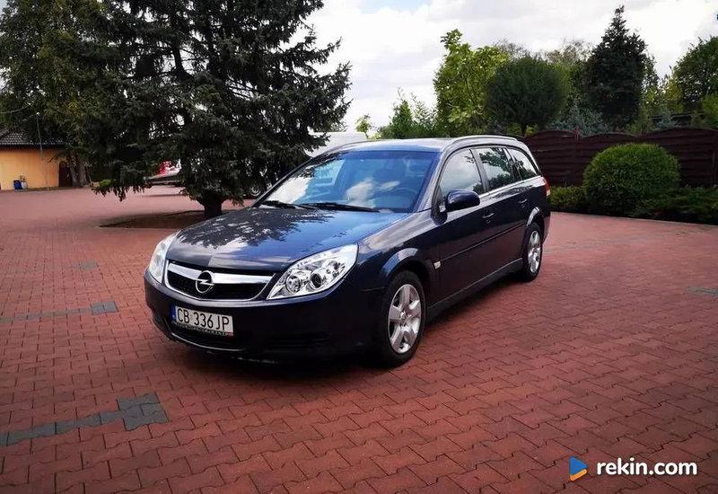 Opel Vectra 1,9 CDTI 120KM! 6 biegów! LIFT!