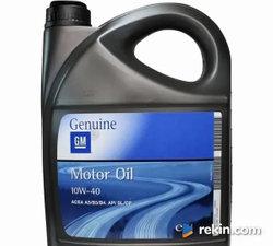 Olej silnikowy OPEL GM 10W40 5L