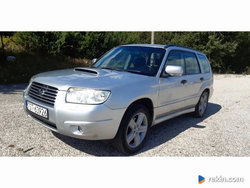 Subaru Forester 2.5 Turbo LPG 4x4 2006