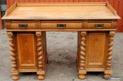 Stare biurko nr 21 eklektyczne