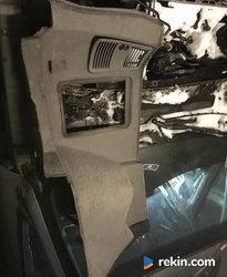 Wykładzina Bagażnika Lewy Tył Opel Vectra B Kombi