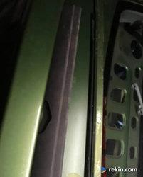 plastik progu tył Prawy Seat Cordoba I FL Ibiza IIFL 99-02