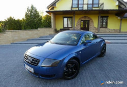 Audi TT 1.8Turbo Benz+Lpg 150KM Skóry Full Opcja/Zamiana