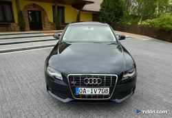 Audi A4 B8 1,8Benz Xenon Led Podgrzewane fotele Alu Serwis