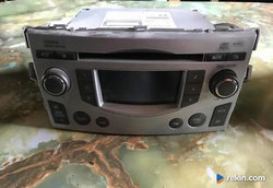 Radio Fabryczne Toyota Verso