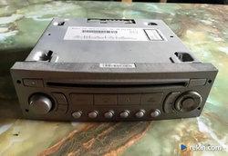 RADIO PEUGEOT PARTNER 807 207 3008 5008 307