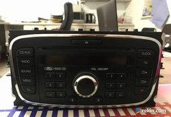 Ford S-Max 2011 Radio Fabryczne