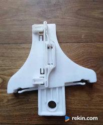 Ślizg Plastik podnośnika szyby drzwi tylne lewe Skoda VW