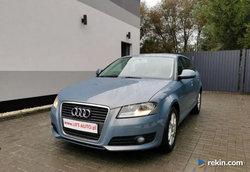 Audi A3 1.6 MPI 102KM # Serwis # Klimatronik # Tempomat Gwarancja 8P (2003-2012)