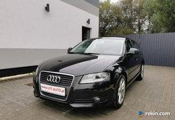 Audi A3 2.0 TDI-CR 140KM # LIFT # Pełny Serwis # Klimatronik # Gwarancja 8P (2003-2012)