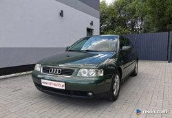 Audi A3 1.9 TDI 101KM # Klimatronik # Kubełki # 5 Drzwi # Lift 8L (1996-2003)