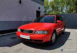 Audi A4 1.6 Benzyna 101KM # Klimatronik # Zadbany # Hak B5 (1995-2001)