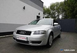Audi A3 1.6 Benzyna 102KM # Klimatronik # Zadbana # Gwarancja 8P (2003-2012)