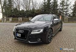 Audi A5 3.0 TDI 240KM # 2xS Line Plus # Bi Xenon # 4x4 # Navigacja # B&O 8T (2007-2016)