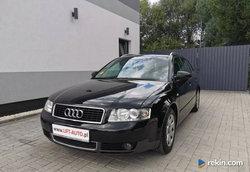 Audi A4 1.9 TDI 130KM # Klimatronik # Kubełki # Alu Felgi # Avant B6 (2000-2004)