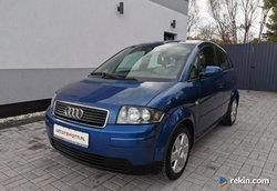 Audi A2 1.4 Benzyna 75KM # Klimatronik # Alu Felgi # Gwarancja 8Z (1999-2005)