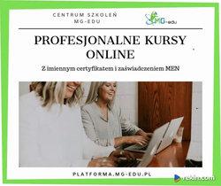 Koordynator projektów - kurs online