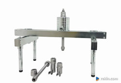 hydrauliczny zestaw do wyciągania wtryskiwaczy