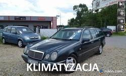 Mercedes E 290 DIESEL 2.9 2 właściciel zadbany KLIMA sprawna AVANTGARDE W210 (1995-2002)