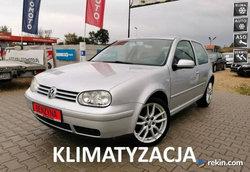 Volkswagen Golf 2.0 116PS Alu 17 Highline Klimatronik z Niemiec opłaty IV (1997-2003)