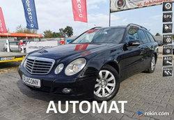 Mercedes E 280 Lift Piękny 3.0v6 Cdi org. LAKIER! Bez korozji z Niemiec W211 (2002-2009)