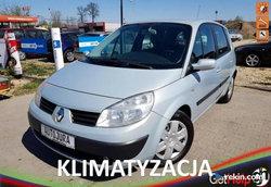 Renault Scenic *2.0-16V* *Klima* *isofix* wygodny minivan z Niemiec II (2003-2009)