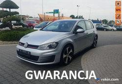 Volkswagen Golf GTI, kamera cofania, automat, stam bdb VII (2012-)